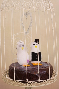 Cake Topper Poofums