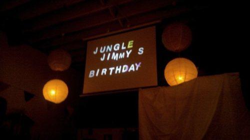 Jungle Jimmy - Mr Sakitumi