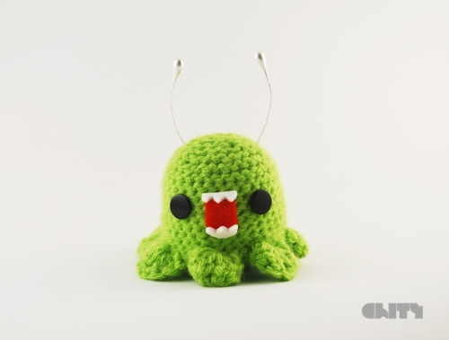 Amigurumi Toy Design 2