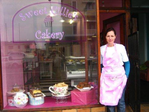 Sweet Cillies' Cakery - Fish Hoek Main Road