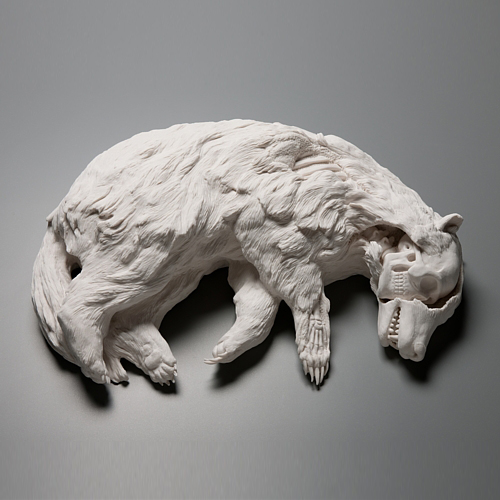 Kate MacDowell - Badgered