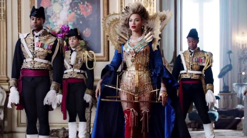 Beyonce in Bow Down / I Been On