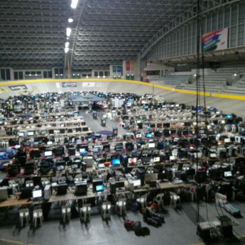 Organised Chaos - LAN at the Bellville Velodrome