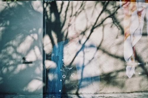 Samsung Fino 30s - Double exposure on film