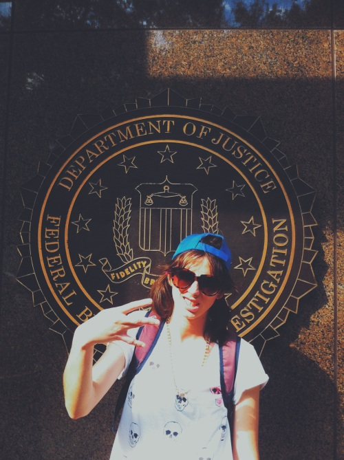 FBI Headquarters, Washington DC.