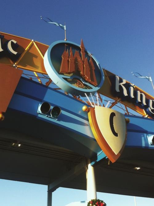 Welcome to Magic Kingdom, Disney World.