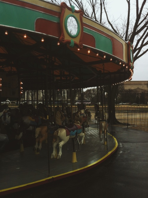 Carousel on Jefferson Drive